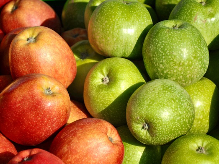The Season For Apples