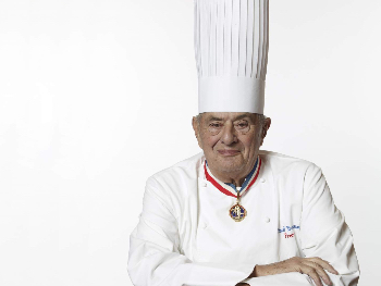Famed French Chef Paul Bocuse Dies at 91
