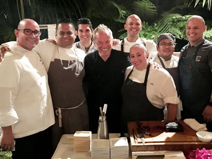 L.A.'s Top Chefs Raise Funds For Disaster Relief