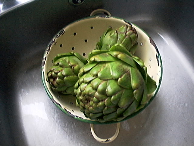 Spotlight On Fresh Artichokes