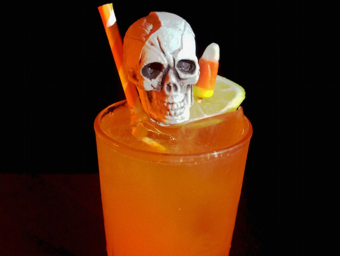 Ghoulish Cocktails for Halloween