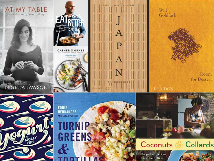 Eater's List of Spring 2018 Cookbooks