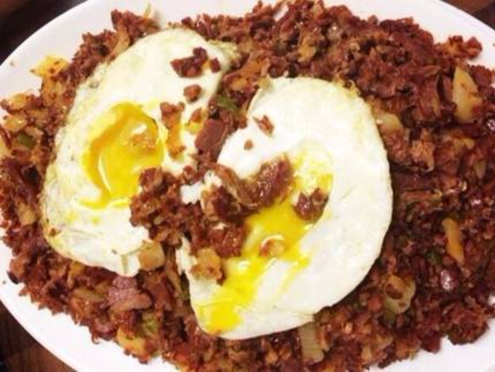 Happy National Corned Beef Hash Day
