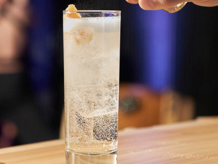 Friday Happy Hour: Toki Highball