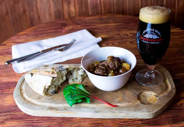 Innis & Gunn's Irish Whiskey Aged Stout — And A Recipe For Irish Stew