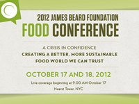 James Beard Conference Recap